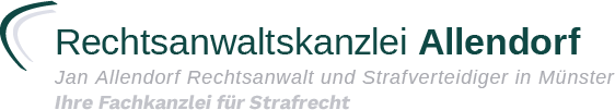 Rechtsanwaltskanzlei Jan Allendorf - Logo